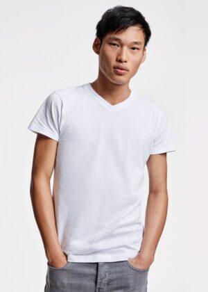 Camiseta Algodón Samoyedo de Roly