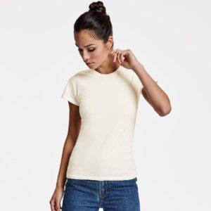 Camiseta algodon orgánico de Roly