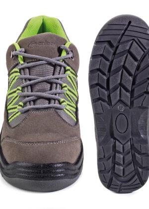 Zapatos sin protección